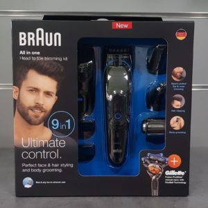 Braun All in One